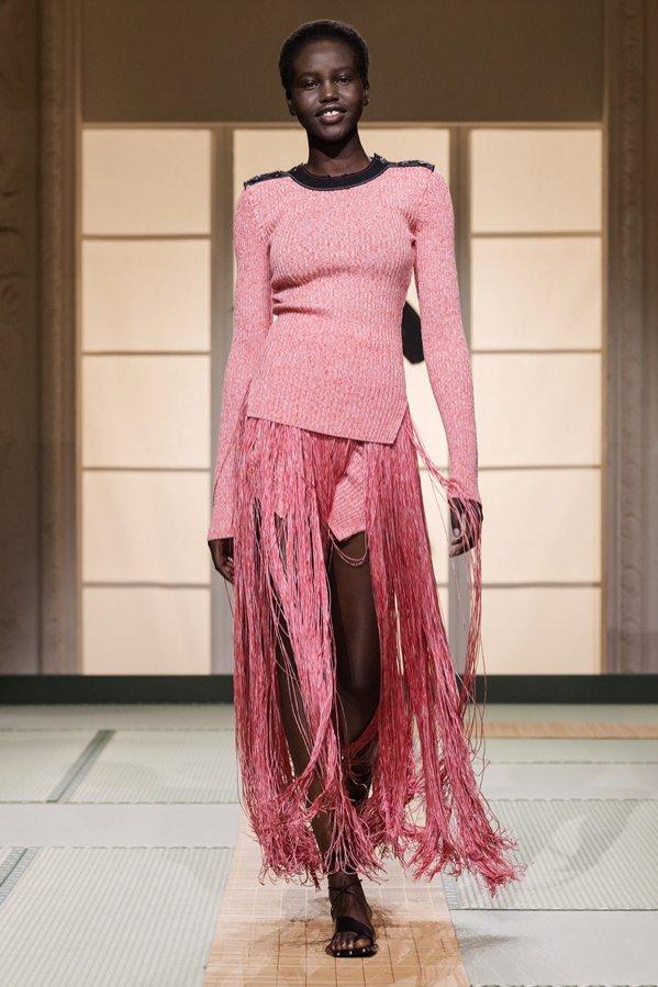 H&M STUDIO SS18 - pokaz kolekcji na Paris Fashion Week (1)
