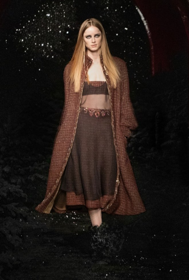 Chanel ready-to-wear jesień zima 2021/22