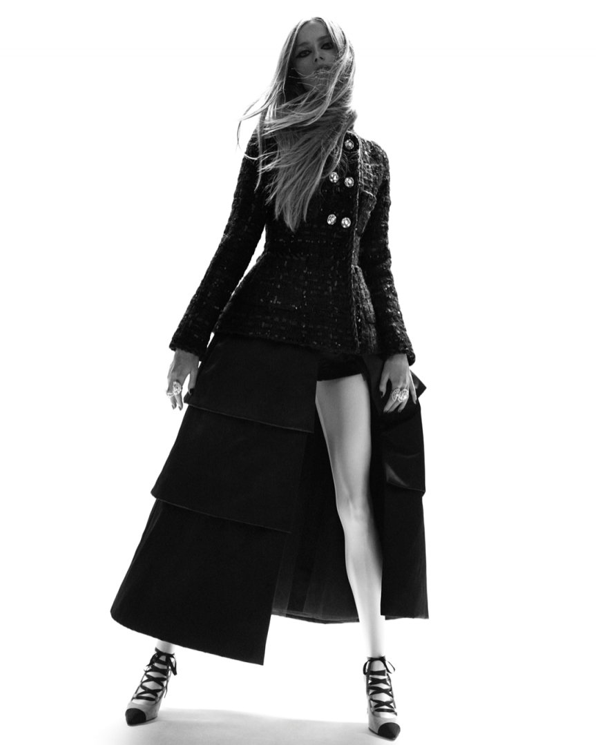 CHANEL Haute Couture jesień zima 2020/21