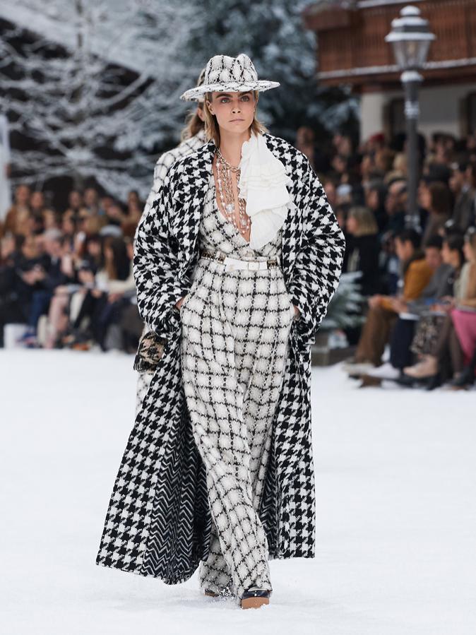 Chanel - pokaz jesień zima 2019/20 (1)