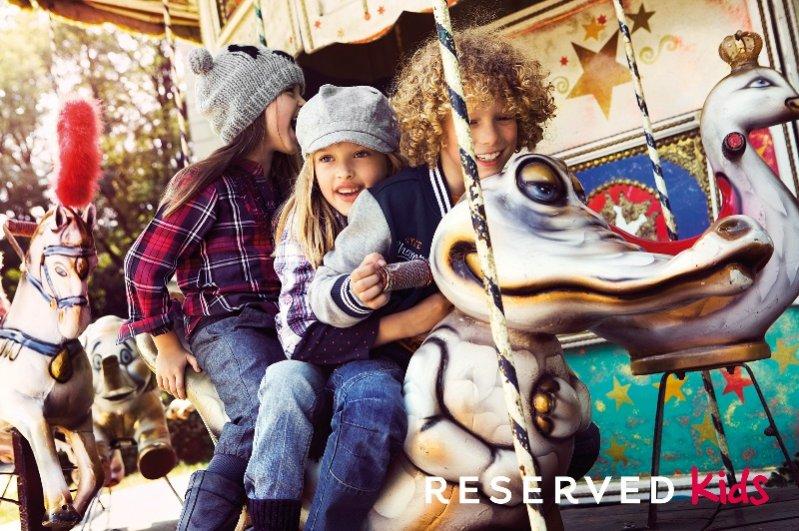 Reserved Kids - kolekcja dla dzieci na jesień 2011