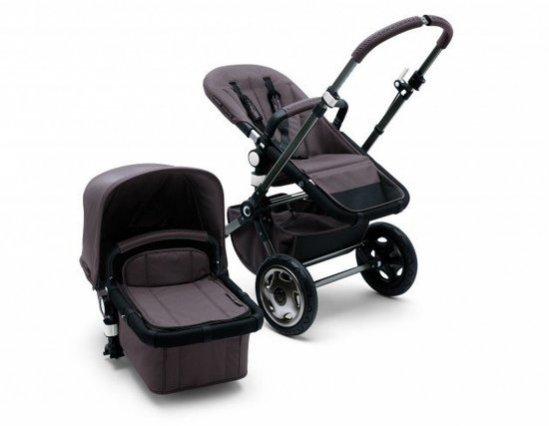 dziecięcy wózek projektu Victor&Rolf