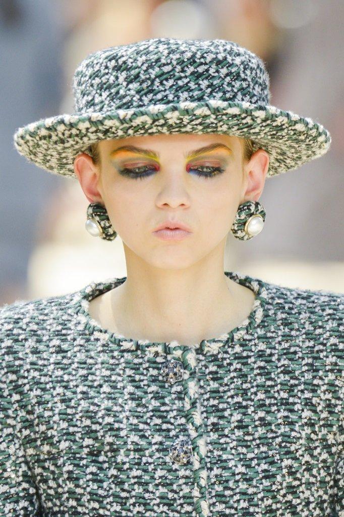 Kapelusz Chanel