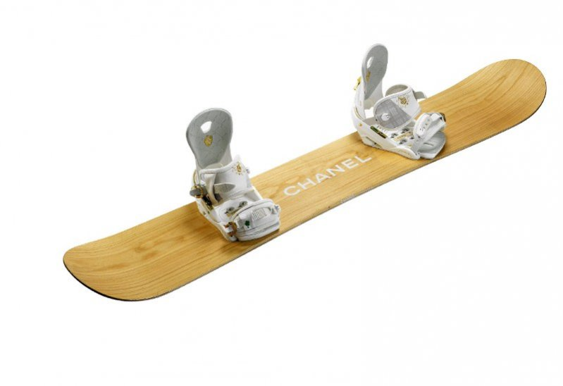snowboard Chanel