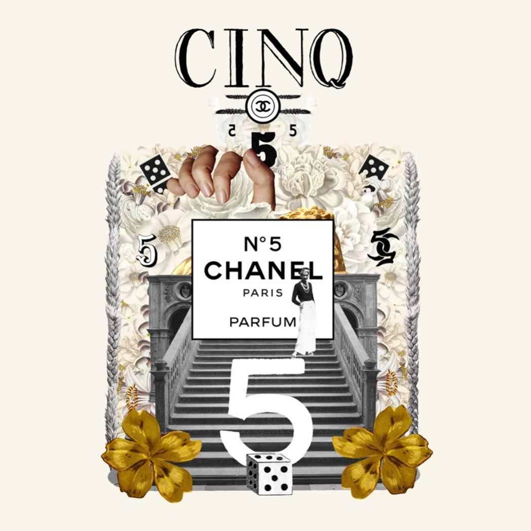 100 lat perfum CHANEL N°5
