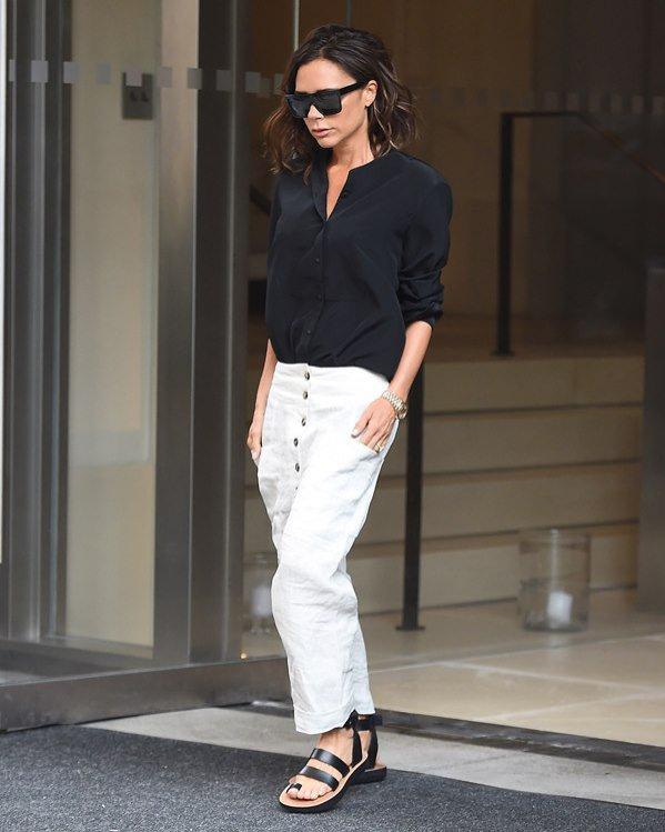Victoria Beckham - najlepsze stylizacje (1)