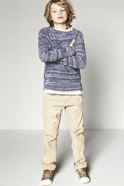 ZARA Boy kolekcja kwiecień 2012