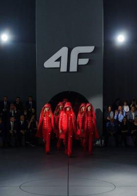 4F – POKAZ KOLEKCJI OLIMPIJSKICH PYEONGCHANG 2018