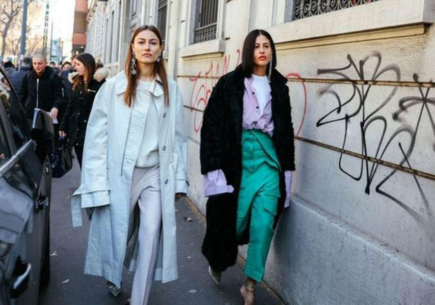 Balenciaga w modzie ulicznej - stylizacje (2)