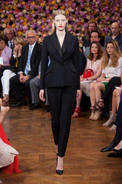 Pokaz Dior haute couture jesień zima 2012/13