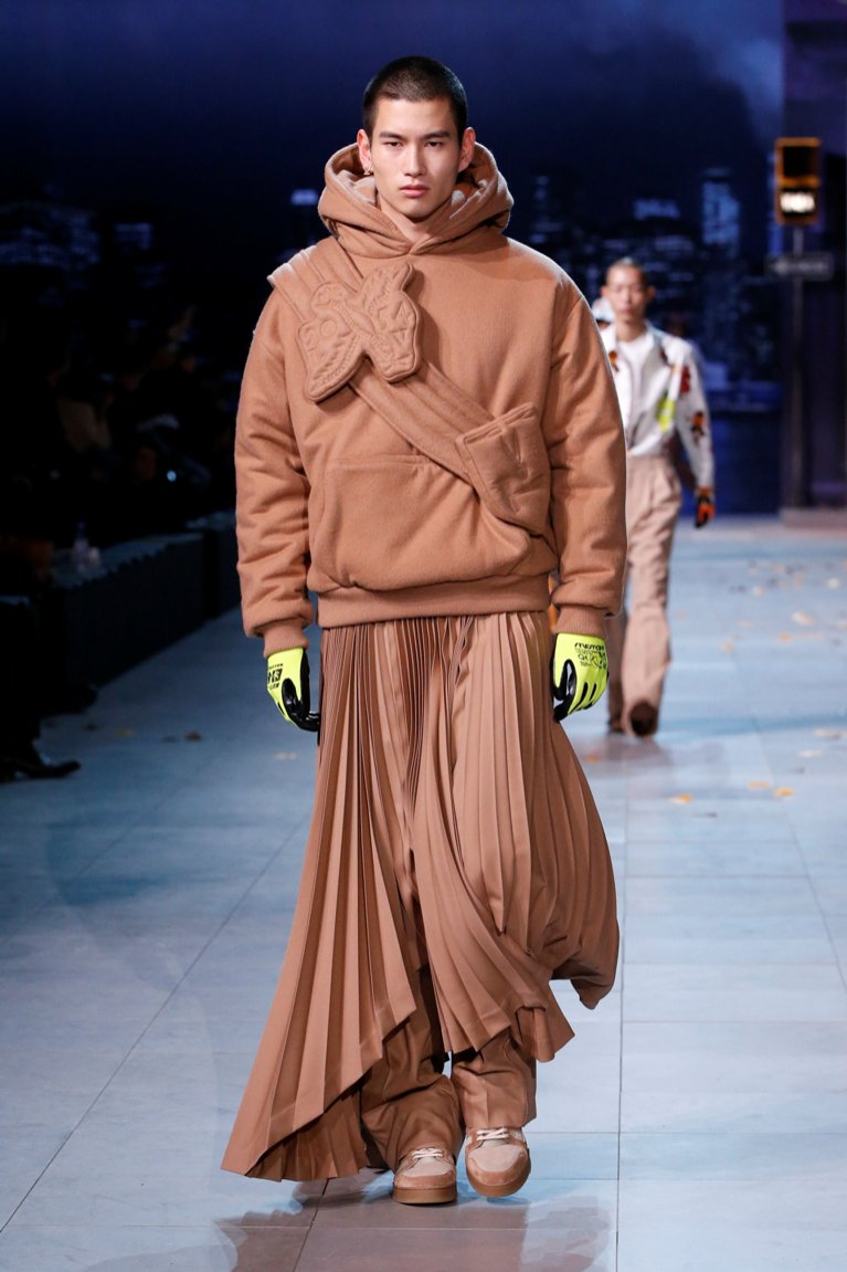 1. Louis Vuitton - kolekcja męska jesień zima 2019/20