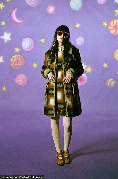 Modne wzory na rok 2021, Anna Sui