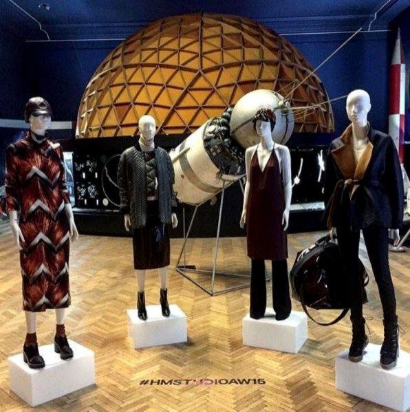 Prezentacja kolekcji H&M Studio AW15