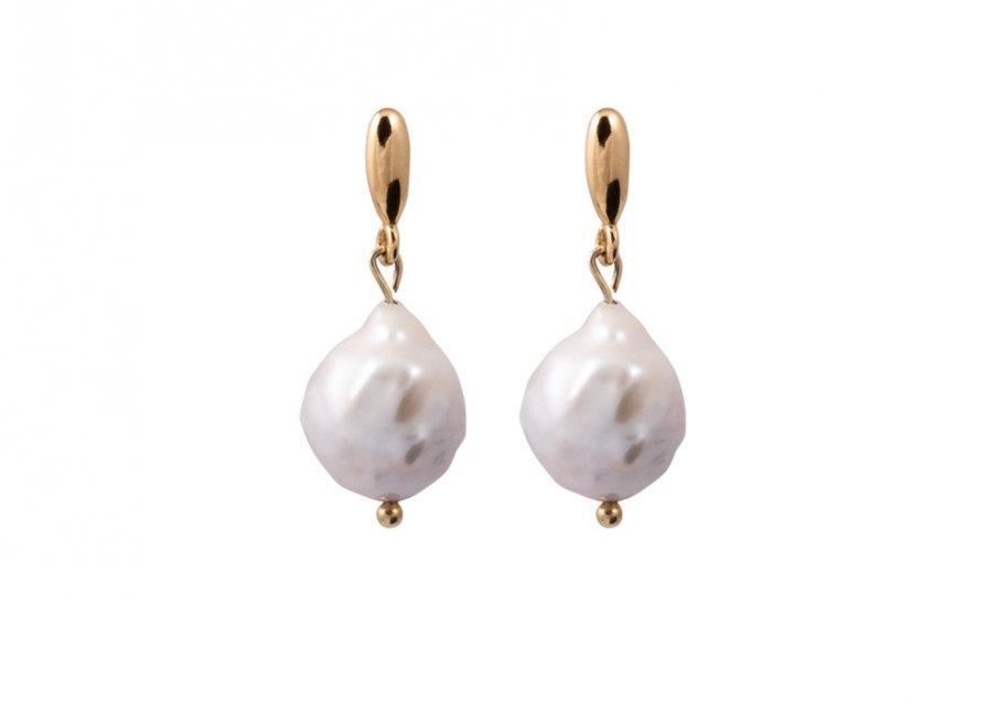 Kolczyki z perłami, ParelParel, 540 pln