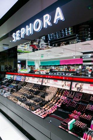 Otwarcie salonu Sephora w Toruniu