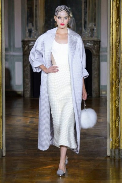 Pokaz Ulyana Sergeenko haute couture jesień zima 2015