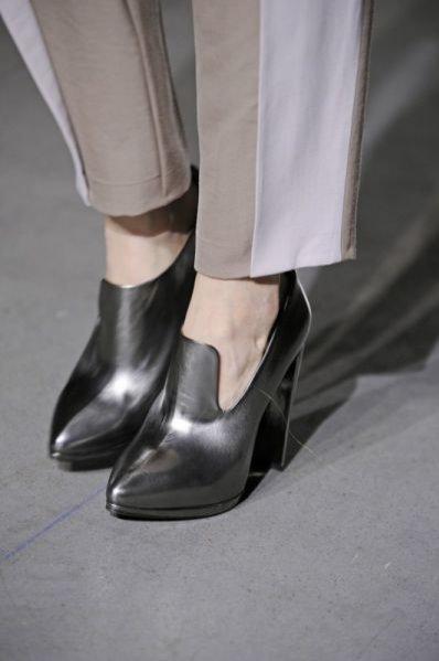 Buty z kolekcji 3.1 Phillip Lim jesień zima 2011