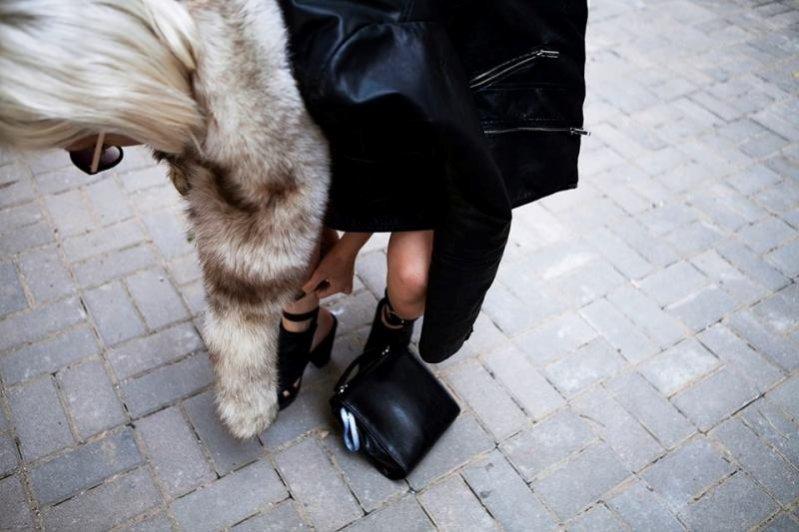 1. XII FashionPhilosophy Fashion Week Poland - moda uliczna
