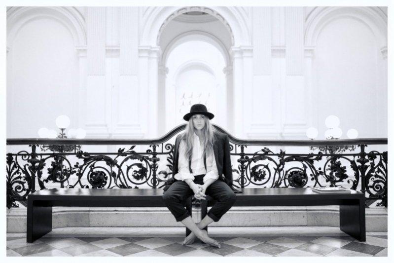 1. Ela Olech - osobowość Patti Smith