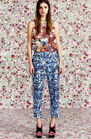 Kolekcja Mary Katranztozu wiosna lato 2012