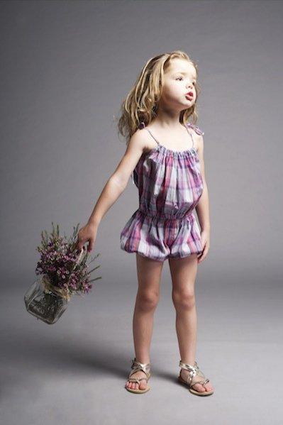 kolekcja dla dzieci Nellystella wiosna-lato 2011