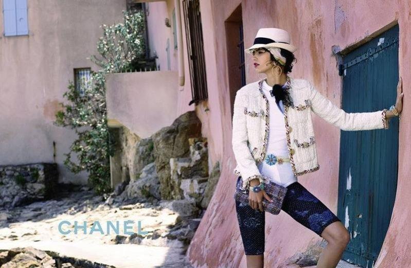 Kampania Chanel cruise 2017