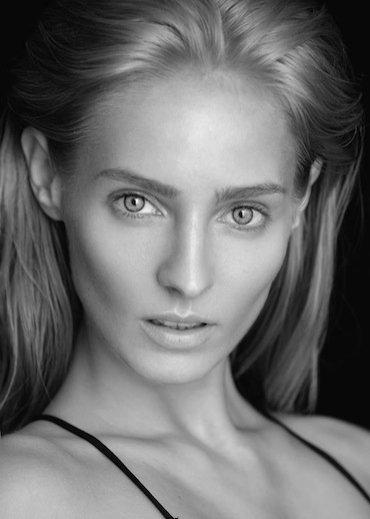 Natalia Uliasz - modelka z agencji D'Vision