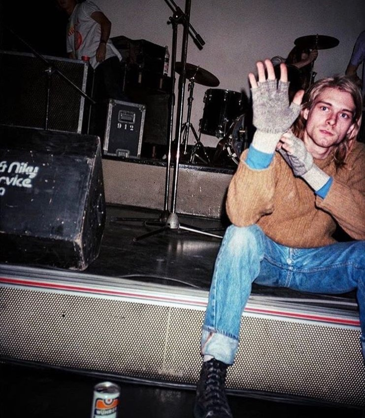 Kurt Cobain - styl