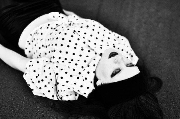 Paulina Wydrzyńska - mroczna strona fotografii mody