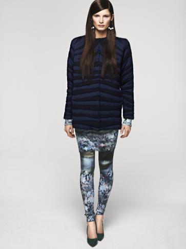 jesienna kolekcja H&M 2012
