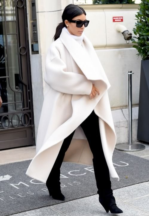 1. Styl Kim Kardashian