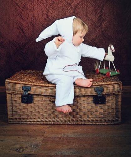 Kolekcja ubranek dla dzieci polskiej marki Olli
