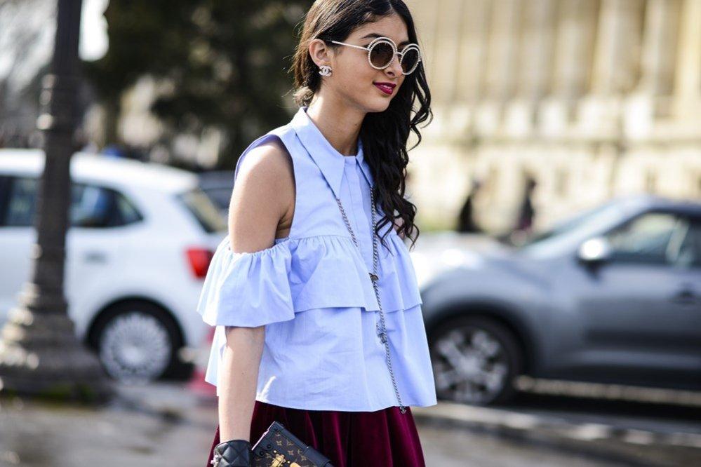 1. Koszula off-shoulder
