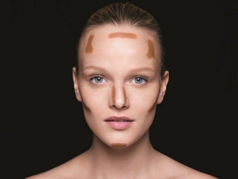 Konturowanie według makijażystów Sephora