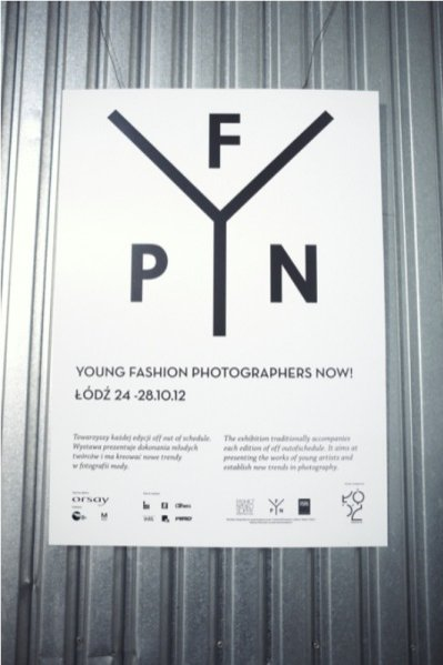 wystawa Young Fashion Photographers Now