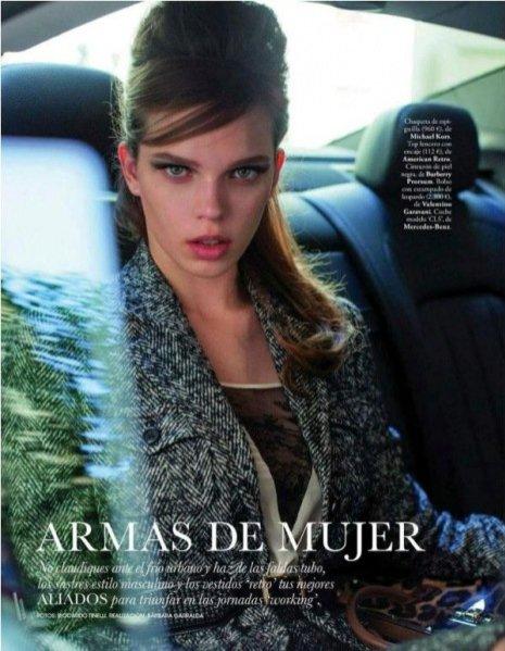 """edytorial """"Armas de mujer"""""""