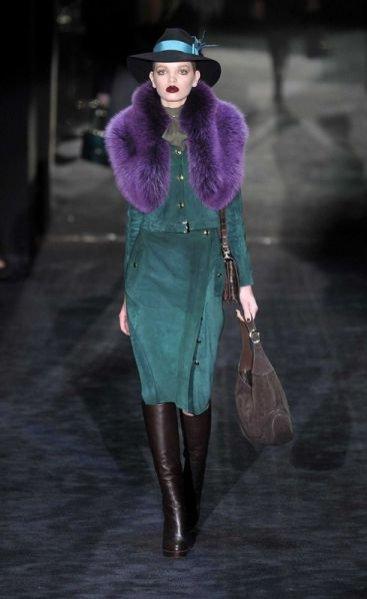 Gucci jesień-zima 2011/12