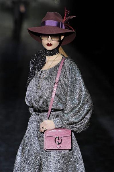 Pokaz kolekcji Gucci jesień zima 2011