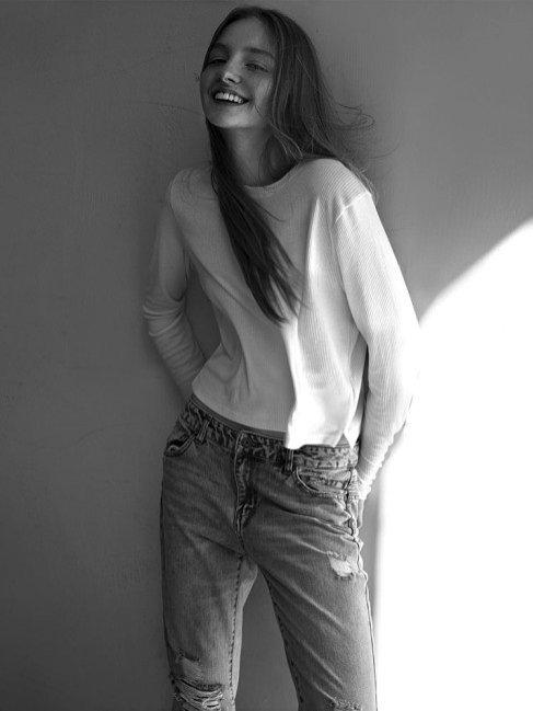 Zuzanna Mazurek - nowa twarz agencji MODEL PLUS