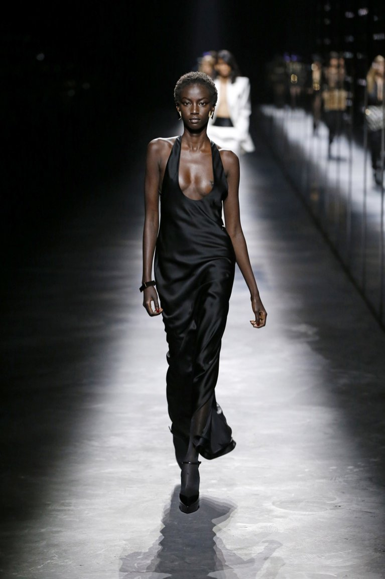 Saint Laurent Paris jesień zima 2019/20