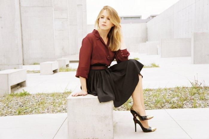 Look Sary z bloga Miss Ferreria