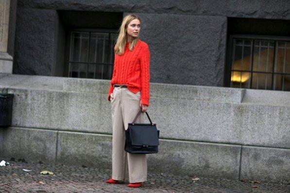 1. Moda uliczna Kopenhaga 2016