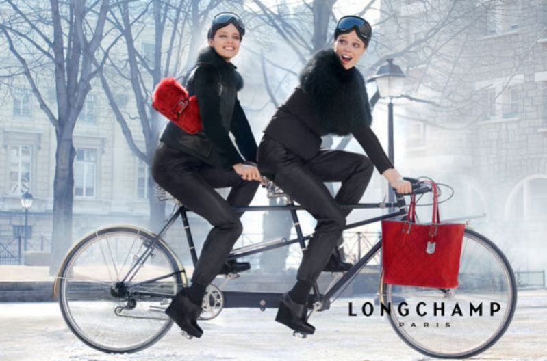 kampania Longchamp na jesień zimę 2012/2013