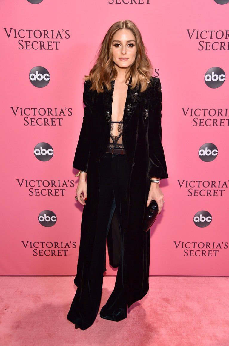 Olivia Palermo - Victoria`s Secret Fashion Show 2018