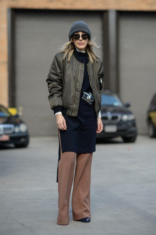 Passe w modzie: bomberka