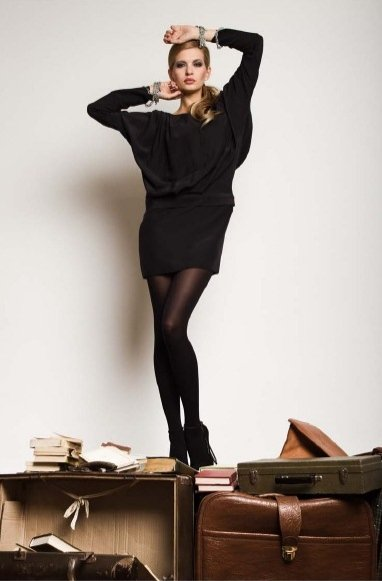 Blessus - kampania kolekcji na sezon jesień zima 2011