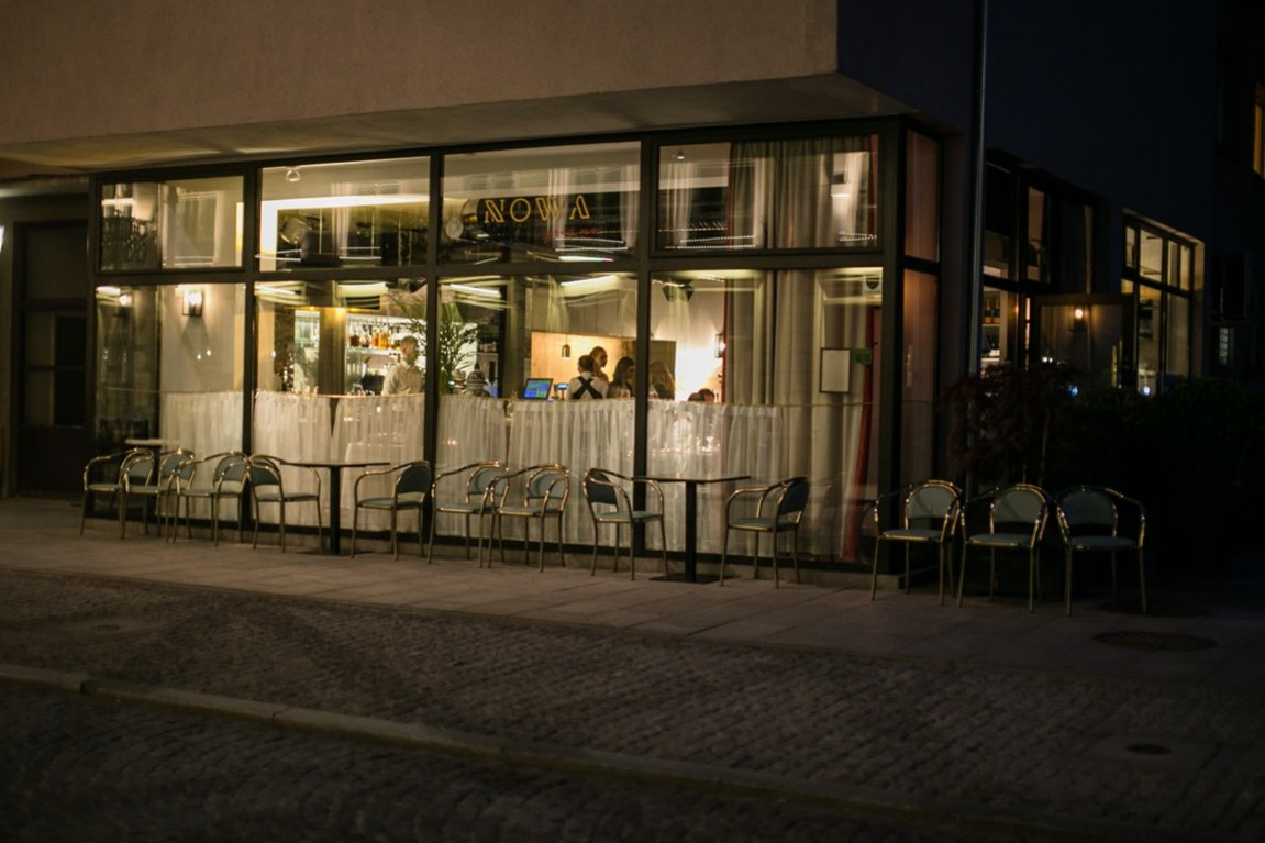 Restauracja Nowa Próżna