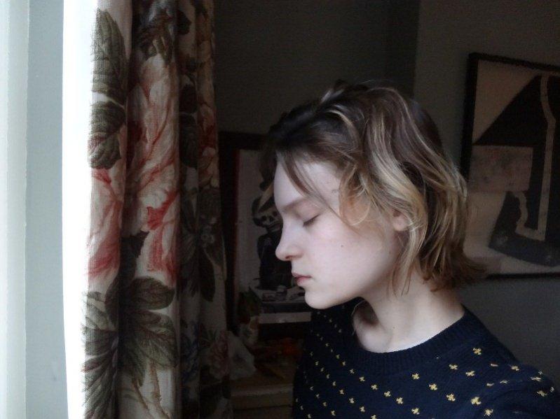 Charlotte Tomaszewska w Londynie