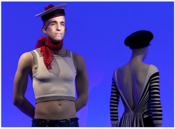 The Fashion World of Jean-Paul Gaultier: from the Sidewalk to the Catwalk