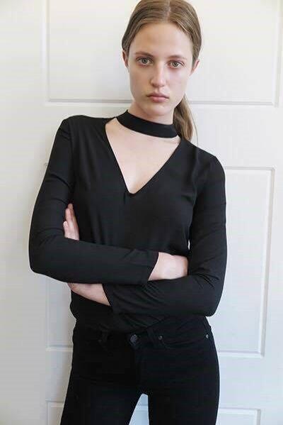 Julia Banaś polaroid